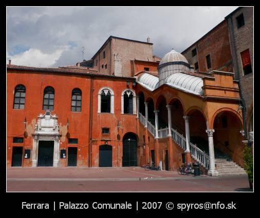 Ferrara - Palazzo Comunale