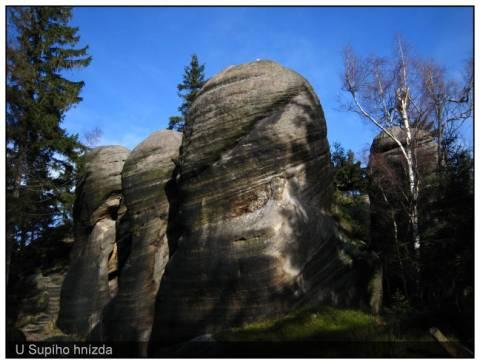 Náchod, Broumov, Broumovské stěny